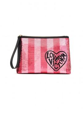 Фото Стильный клатч Sequin от Victoria's Secret - Pink