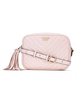 Фото 2в1 Клатч+поясная сумка Victoria's Secret - Light Pink