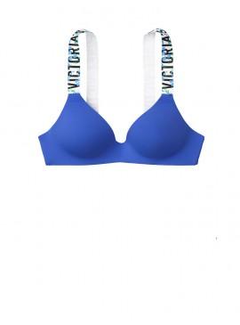 Фото Бюстгальтер Lightly Lined Wireless из серии The T-Shirt от Victoria's Secret - Blue