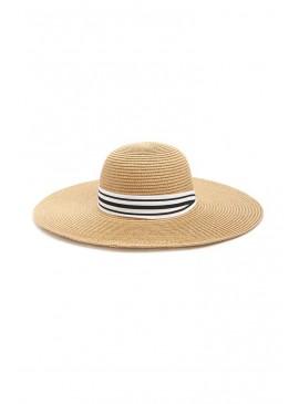 Фото Соломенная шляпа Forever 21 - NATURAL MULTI