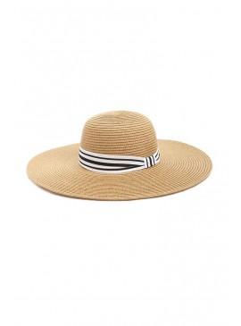Соломенная шляпа Forever 21 - NATURAL MULTI
