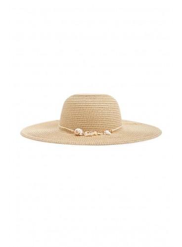 Соломенная шляпа Forever 21 - NATURAL