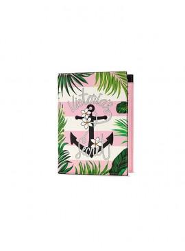 Фото Обложка для паспорта от Victoria's Secret - Pink Stripe