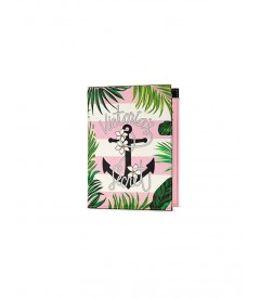 Обложка для паспорта от Victoria's Secret - Pink Stripe