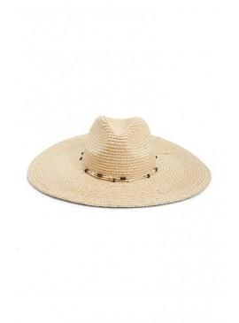 Фото Соломенная шляпа Forever 21 - NATURAL BROWN