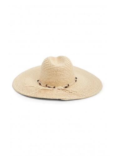Соломенная шляпа Forever 21 - NATURAL BROWN