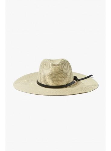 Соломенная шляпа Forever 21 - IVORY