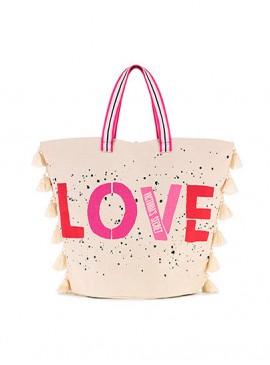 Фото Стильная сумка LOVE от Victoria's Secret