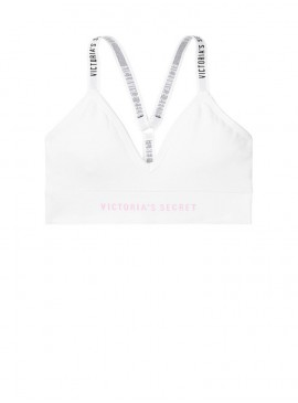 Фото Бралетка без Push-Up из серии Perfect Comfort от Victoria's Secret - White