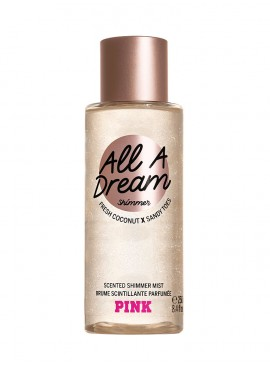 Фото Спрей для тела All A Dream Shimmer Limited edition (shimmer mist)