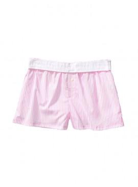 Фото Пижамные шорты от Victoria's Secret PINK - Pink Stripe