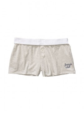 Фото Пижамные шорты от Victoria's Secret PINK - Grey