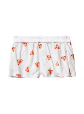 Фото Пижамные шорты от Victoria's Secret PINK - Pizza Print