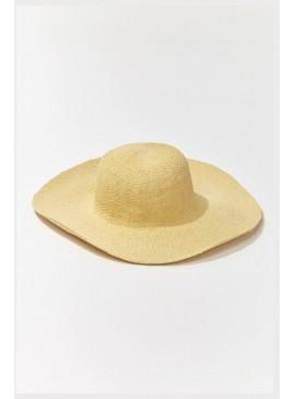Фото Соломенная шляпа Forever 21 - YELLOW