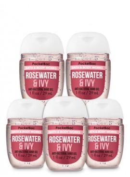Фото Санитайзер Bath and Body Works - Rosewater & Ivy