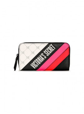 Фото Стильный кошелек Victoria's Secret - Logo Powered Zip