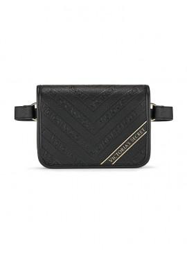 Фото Поясная сумка Victoria's Secret - Logo Stripe Flap
