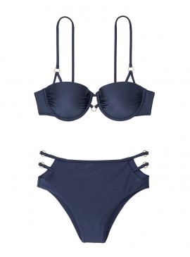 Фото NEW! Стильный купальник Balconet от Victoria's Secret - Indigo