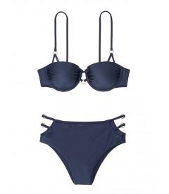 NEW! Стильный купальник Balconet от Victoria's Secret - Indigo