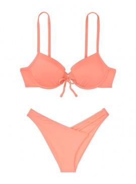 Фото NEW! Стильный купальник Booster от Victoria's Secret - Coral Shell