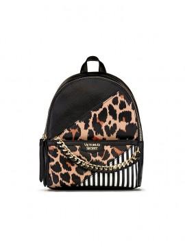 Фото Стильный мини-рюкзачок Victoria's Secret - Leopard Print