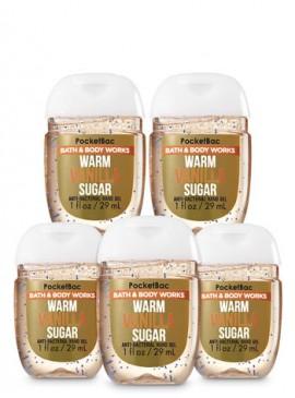 Фото Санитайзер Bath and Body Works - Warm Vanilla Sugar