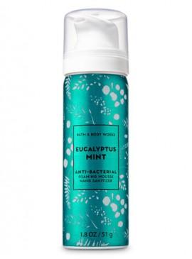 Фото Санитайзер Bath and Body Works - Eucalyptus Mint