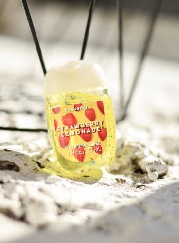 Санитайзер Bath and Body Works - Strawberry Lemonade