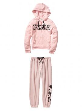 Фото Флисовый костюм от Victoria's Secret PINK - Chalk Rose