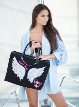 Фото Стильная сумка Fashion Show City Victoria's Secret