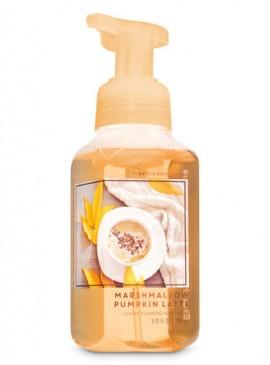 Фото Пенящееся мыло для рук Bath and Body Works - Marshmallow Pumpkin Latte