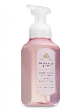 Фото Пенящееся мыло для рук Bath and Body Works - Rose Water and Ivy