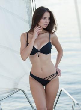 Фото NEW! Стильный купальник Booster от Victoria's Secret - Black