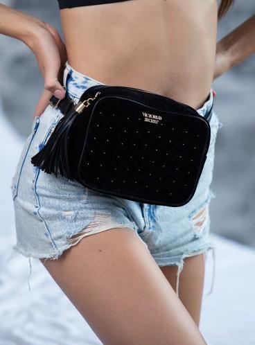 Бархатная поясная сумка Victoria's Secret