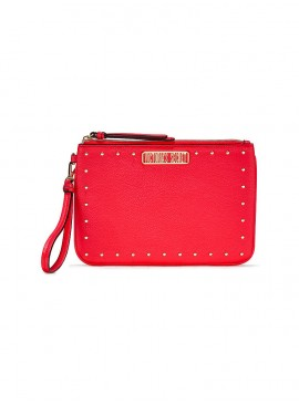Фото Стильный клатч Studded Night Out Wristlet от Victoria's Secret - Red