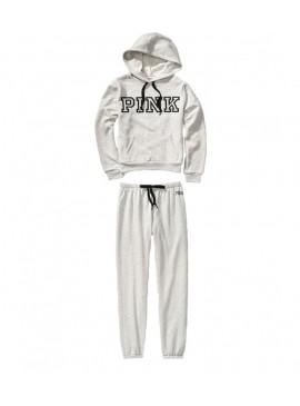 Фото Флисовый костюм от Victoria's Secret PINK - Grey