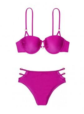 Фото NEW! Стильный купальник Balconet от Victoria's Secret - Wild Orchid