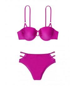 NEW! Стильный купальник Balconet от Victoria's Secret - Wild Orchid