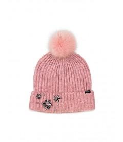 Стильная шапка от Victoria's Secret - Pink