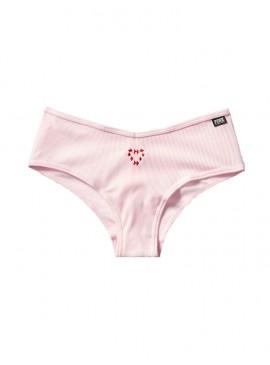 Фото Хлопковые трусики-чикстер Victoria's Secret PINK - Pinch Me Pink