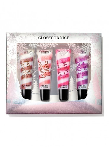 Набор блесков для губ Flavor Favorites Gloss от Victoria's Secret