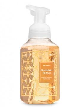 Фото Пенящееся мыло для рук Bath and Body Works - Cranberry Peach
