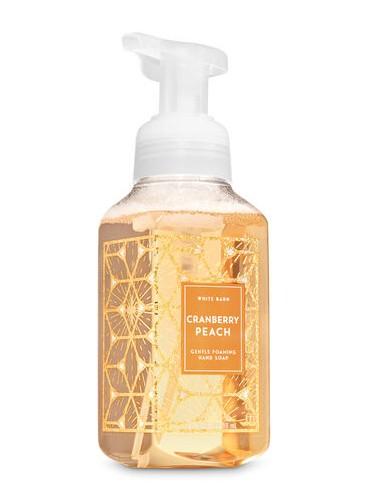 Пенящееся мыло для рук Bath and Body Works - Cranberry Peach