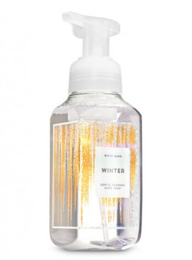 Фото Пенящееся мыло для рук Bath and Body Works - Winter