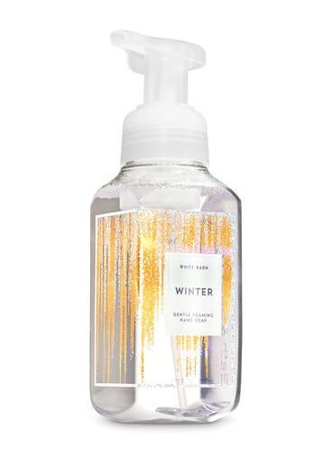 Пенящееся мыло для рук Bath and Body Works - Winter