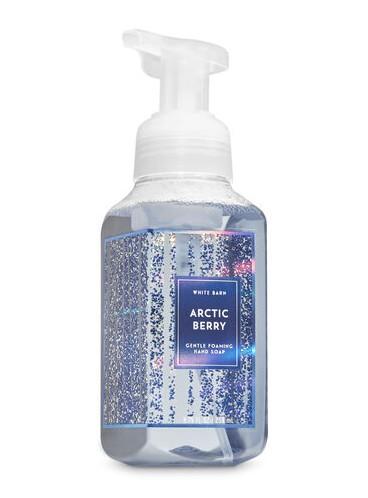Пенящееся мыло для рук Bath and Body Works - Arctic Berry