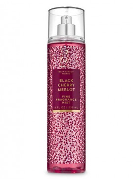 Фото Спрей для тела Bath and Body Works - Black Cherry Merlot