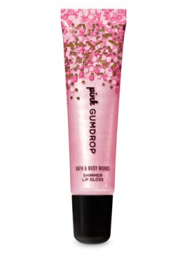 Фото Увлажняющий блеск для губ от Bath and Body Works - Pink Gumdrop
