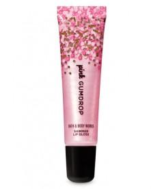 Увлажняющий блеск для губ от Bath and Body Works - Pink Gumdrop