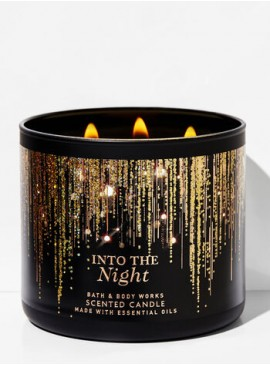Фото Свеча Into The Night от Bath and Body Works